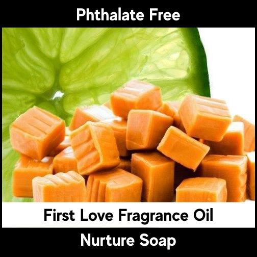 First Love-Nurture Soap