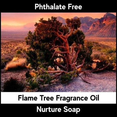Flame Tree-Nurture Soap