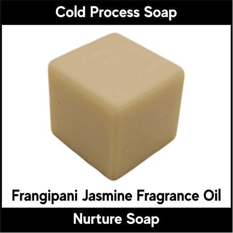 Frangipani Jasmine Fragrance Oil - Nurture Soap Inc. - 2