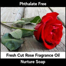 Fresh Cut Rose-Nurture Soap