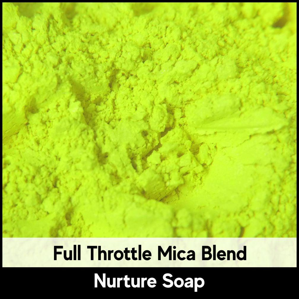 Full Throttle Mica Blend
