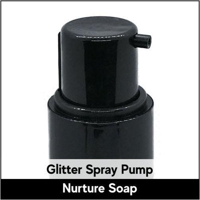 Glitter Spray Pump