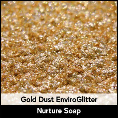 Gold Dust Eco-Friendy EnviroGlitter