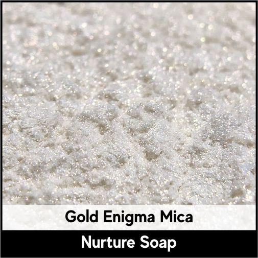 Gold Enigma Mica-Nurture Soap Making Supplies