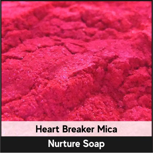Heart Breaker Mica-Nurture Soap Making Supplies