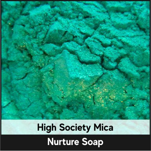 High Society Mica-Nurture Soap Making Supplies