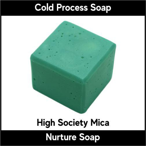 High Society Green Mica