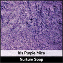 Iris Purple Mica-Nurture Soap Making Supplies