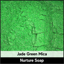 Jade Green Mica-Nurture Soap Making Supplies