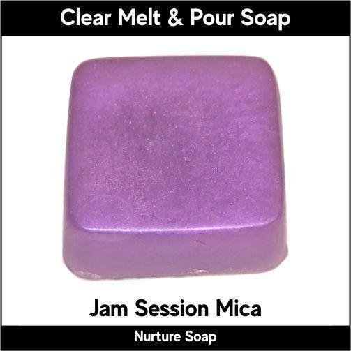 Jam Session Mica in MP Soap