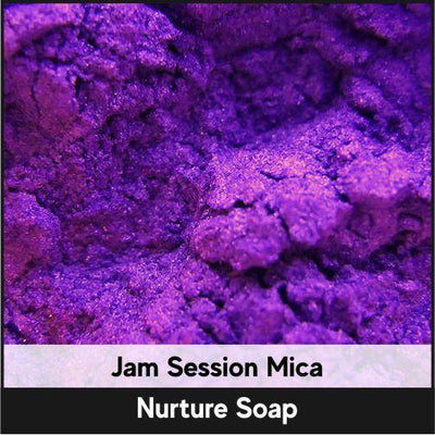 Jam Session Mica-Nurture Soap Making Supplies