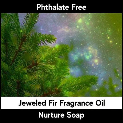 Jeweled Fir-Nurture Soap