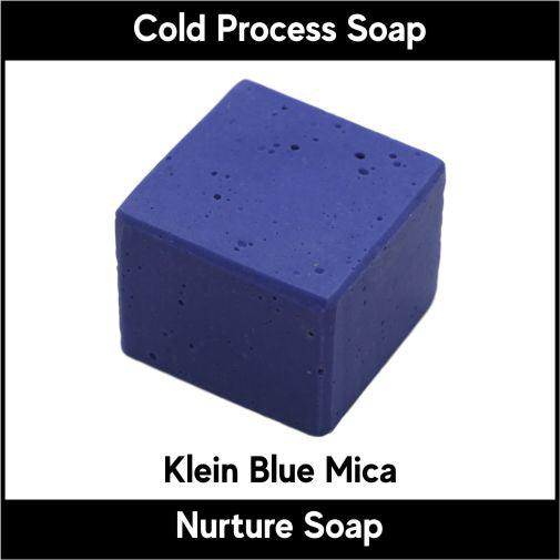 Klein Blue Mica Powder