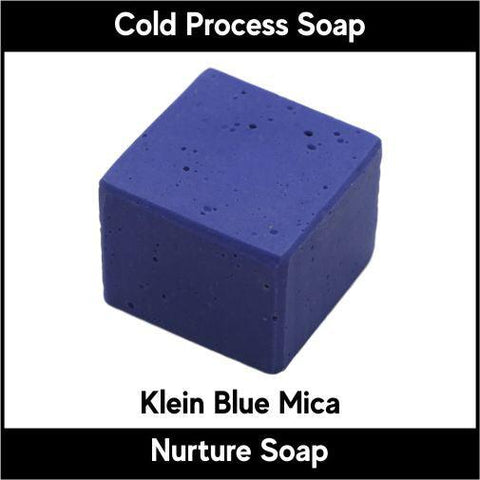 Klein Blue Mica Powder - Nurture Soap Inc. - 1