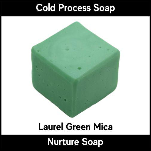 Laurel Green Mica Powder