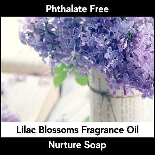 Lilac Blossoms Fragrance Oil Nurture Soap Making Supplies