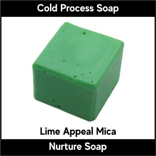 Lime Appeal Mica Powder