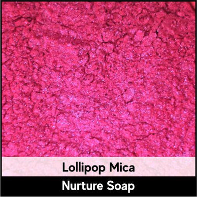 Lollipop Pink Mica