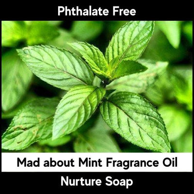 Mad about Mint-Nurture Soap