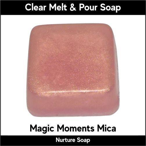 Magic Moments Mica in MP Soap