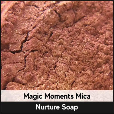 Magic Moments Mica-Nurture Soap Making Supplies