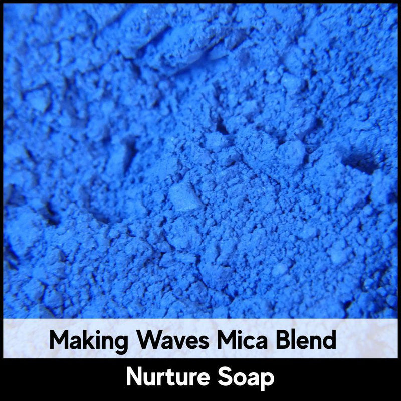 Making Waves Mica Blend