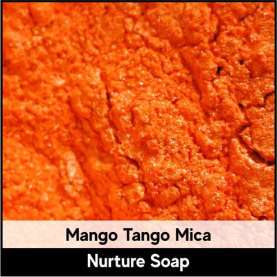 Mango Tango Mica-Nurture Soap Making Supplies
