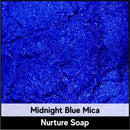 Midnight Blue Mica-Nurture Soap Making Supplies