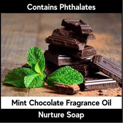 Mint Chocolate-Nurture Soap