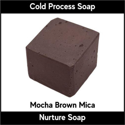 Mocha Brown Mica