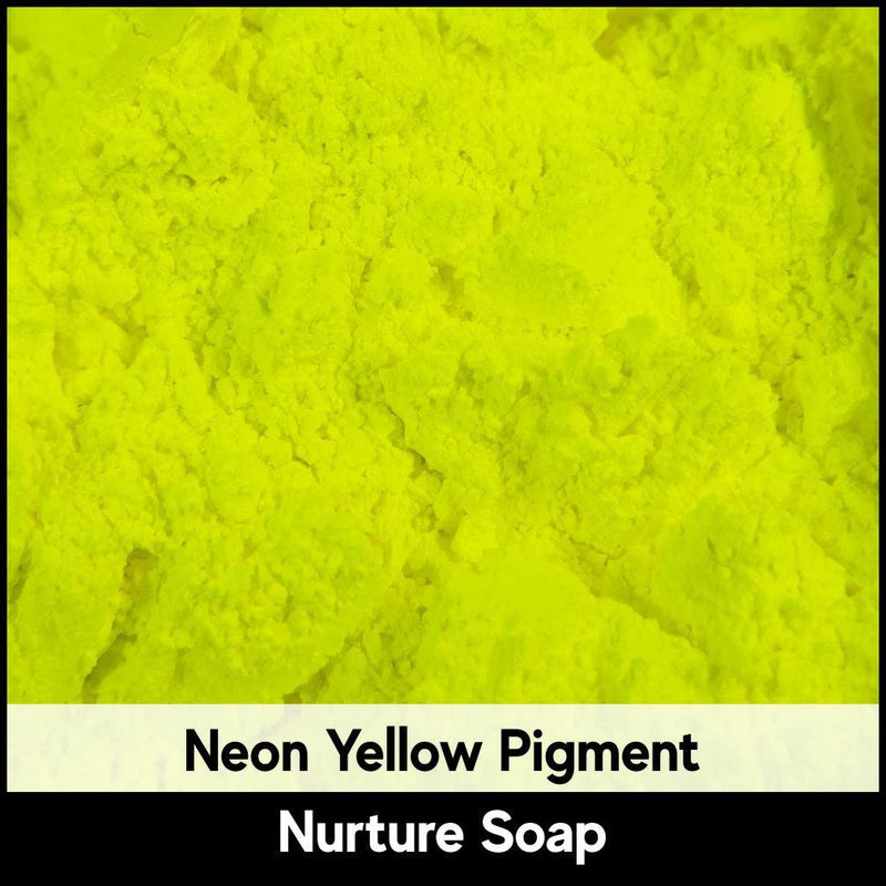 Fluorescent Neon Yellow