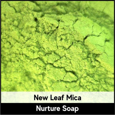 New Leaf Green Mica