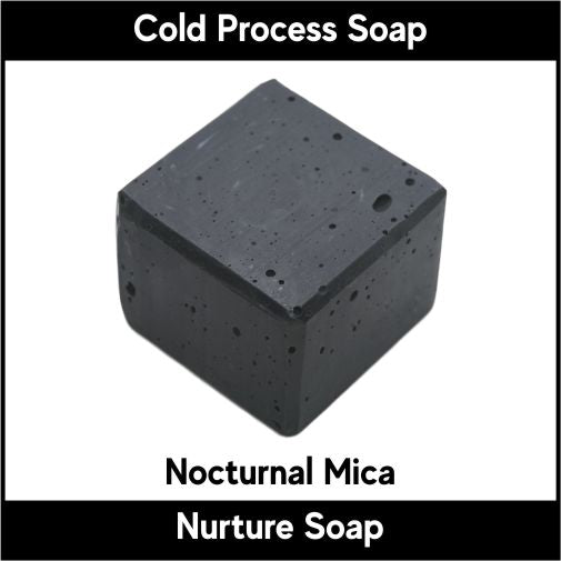 Nocturnal (Black) Mica Powder