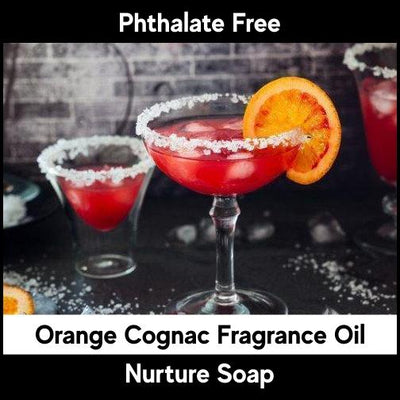 Orange Cognac-Nurture Soap