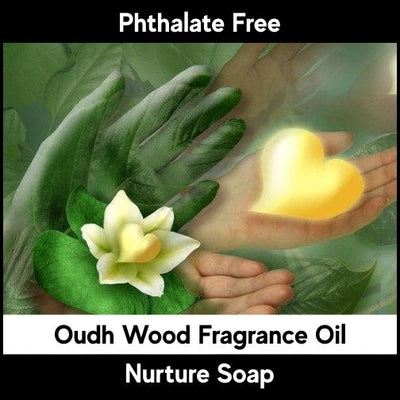 Oudh Wood-Nurture Soap