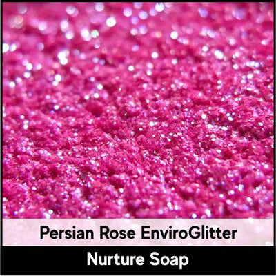 Persian Rose Eco-Friendy EnviroGlitter