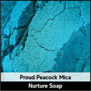 Proud Peacock Mica-Nurture Soap Making Supplies