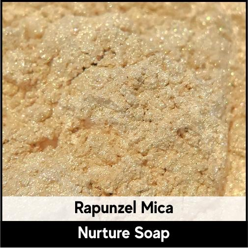 Rapunzel Mica-Nurture Soap Making Supplies