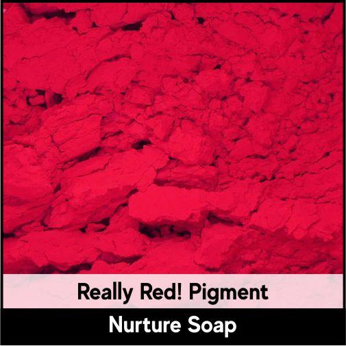 Really Red! Pigment