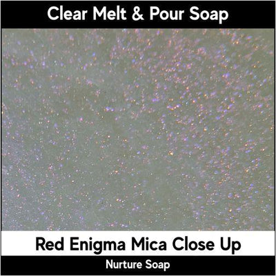 Red Enigma Mica