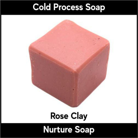 Rose Kaolin Clay - Nurture Soap Inc. - 2