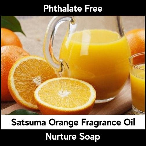 Satsuma Orange-Nurture Soap