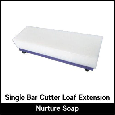 Single Bar Soap Cutter Loaf Extension-Nurture Soap
