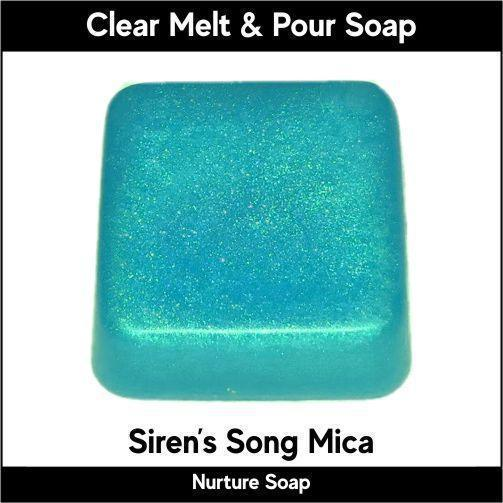 Siren's Song Mica in MP Soap