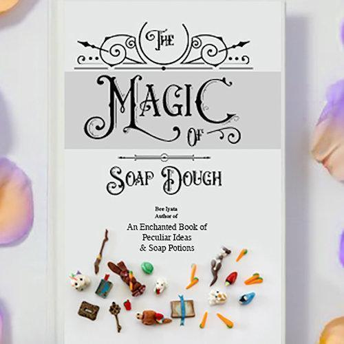 Sorcery Soap Color Sample Set w/ Magic Of Soap Dough E-Book