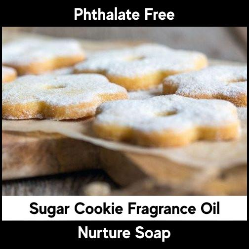 Sugar Cookie-Nurture Soap