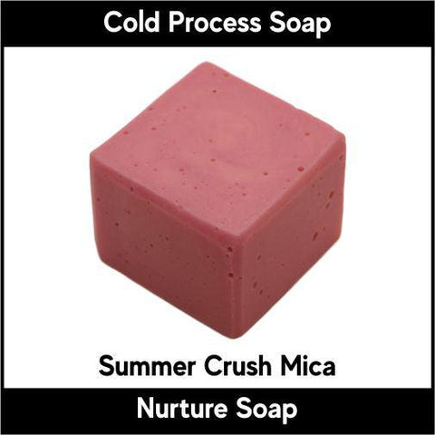 Summer Crush Mica Powder - Nurture Soap Inc. - 1