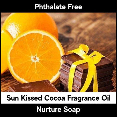 Sun Kissed Cocoa-Nurture Soap