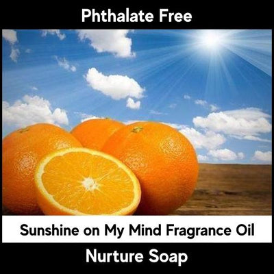 Sunshine On My Mind-Nurture Soap