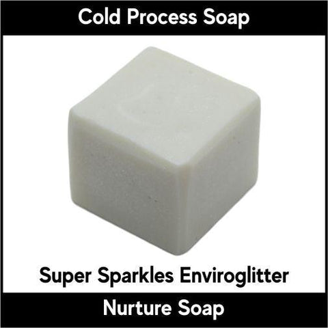 Super Sparkles Biodegradable Glitter - Nurture Soap Inc. - 1